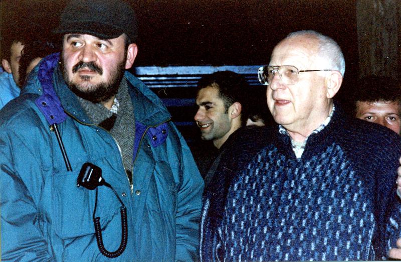 With Branko Lustig