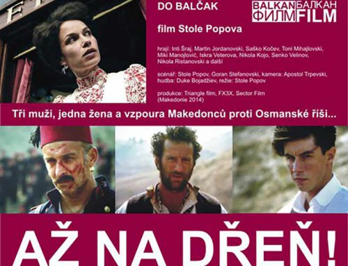 Macedonian westerns come to Czech cinemas  and punk road movie