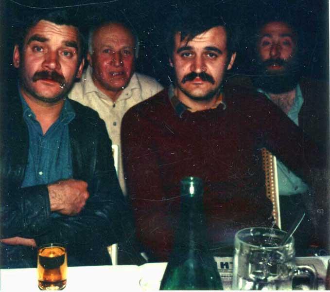 With Boris Dvornik